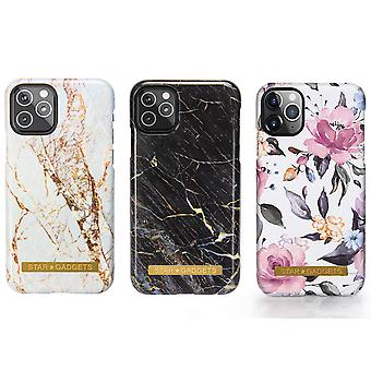 Iphone 11 Pro - Shell / Shelter / Flowers / Marble