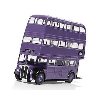 Knight Bus Triple Decker Diecast Model Bus from Harry Potter