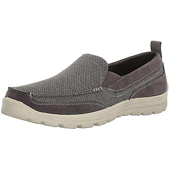 NOTFOUND Mens Fitz Closed Toe Penny Loafer