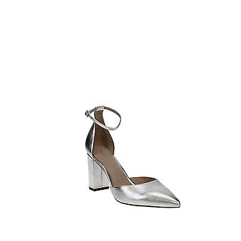 Rachel Zoe | Haidyn Ankle Strap High Block-Heel Pumps