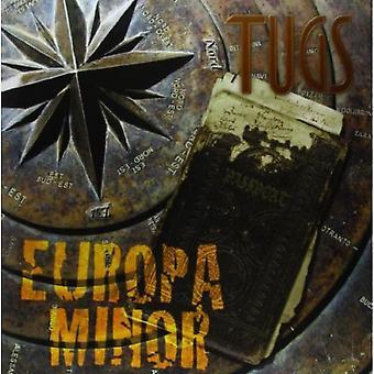 Tugs – Europa Minor Vinyl