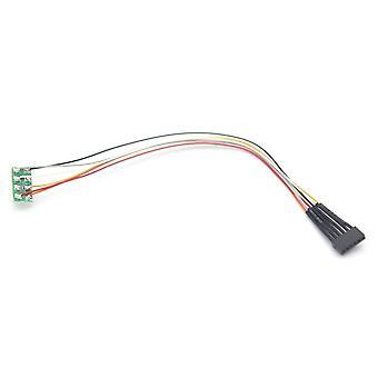 8pin/6pin Adapter Nem652/nem651 Adapter voor Dcc Decoders Model Trein