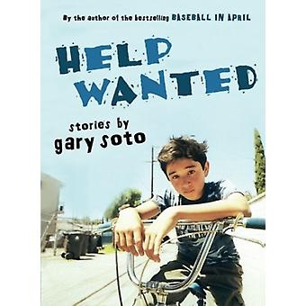 Help Wanted by Gary Soto
