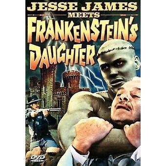 Jesse James Ontmoet Frankensteins Dochter DVD Regio 2