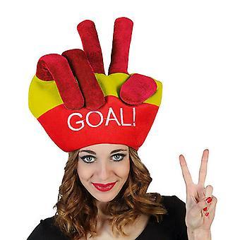 Flaggor av världen Hat Goal Spanien