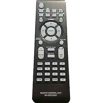Nieuwe afstandsbediening geschikt voor Jsl RM-SRCEZ58V combinatie audiospeler controller