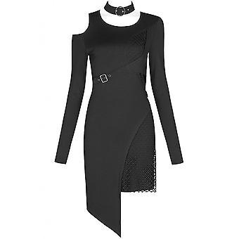 Punk Rave Anya Asymmetric Dress