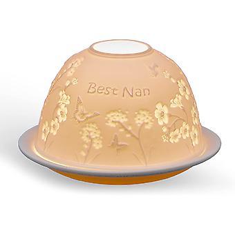 Light Glow Dome Tealight Holder, Best Nan
