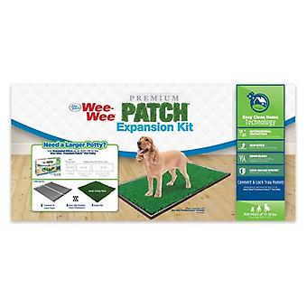 """Four Paws Wee Wee Patch Indoor Potty Expansion Kit 25.5""""L x 23""""W - 1 count"""