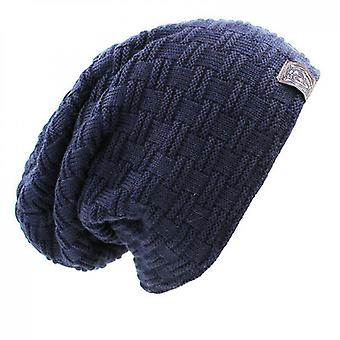 Tiger Head Logo Knit And Woolen Hat