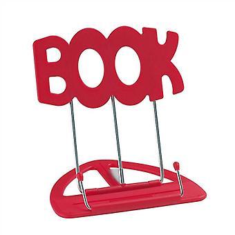 Book-jalustan pidike, punainen