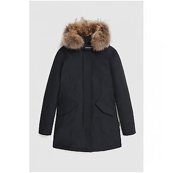 Woolrich Woolrich Arctic Raccoon Womens Parka WWOU0538