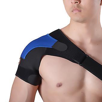 La sangle de soutien des épaules convient parfaitement à la prévention des blessures sportives réglable