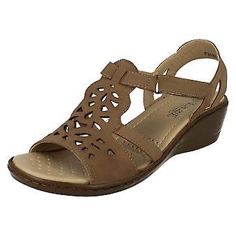 Ladies Eaze Comfort Sandals F3105