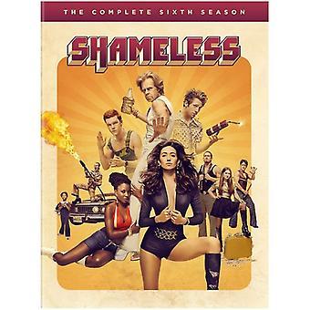 Schamlos: Die komplette sechste Staffel [DVD] USA import