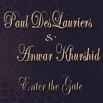 Paul Deslauriers - Enter the Gate [CD] USA import
