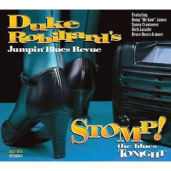 Duke Robillard - Stomp! the Blues Tonight [CD] USA import