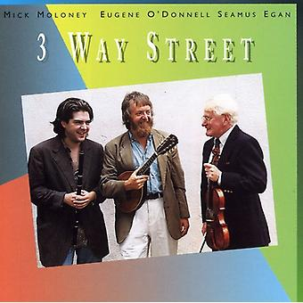 O'Donne Moloney - importation USA Three Way Street [CD]