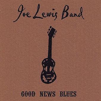 Joe Lewis banda - importar de USA buenas noticias Blues [CD]