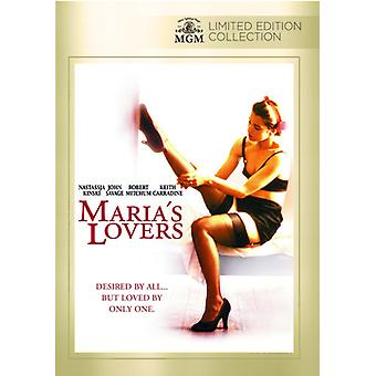 Maria's Lovers [DVD] USA import