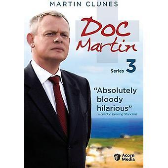 Doutor Martin - Doc Martin: Importação EUA série 3 [DVD]