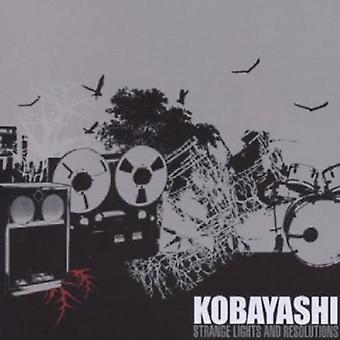 Kobayashi - Strange Lights & Resolutions [CD] USA import