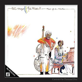 Mays, Bill / Mitchell, Red - Two of a Mind [CD] USA import