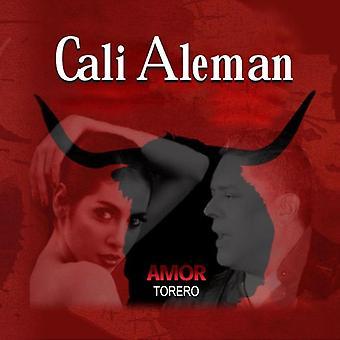 Cali Aleman - Amor Torero [CD] Yhdysvallat tuoda