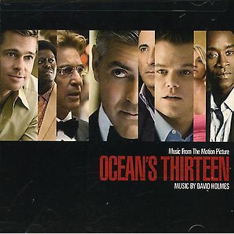 Treze do oceano - importação EUA Soundtrack [CD]