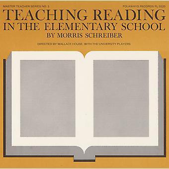 Morris Schreiber - lezing van het onderwijs in de basisschool [CD] USA import