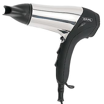 Wahl Chrome Ionic 2000W Hair Dryer Three heat settings (Model No. ZX573)
