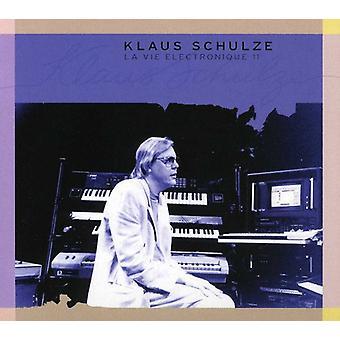 Klaus Schulze - Klaus Schulze: Vol. 11-La Vie Electrinique [CD] USA import