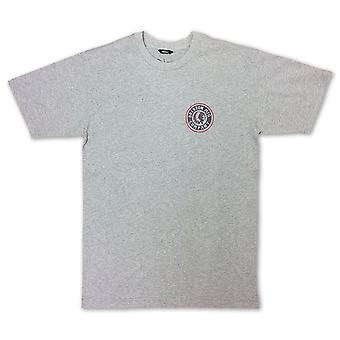 Brixton Rival II T-Shirt Heather Grey