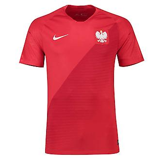 2018-2019 Pologne Nike Away maillot de foot