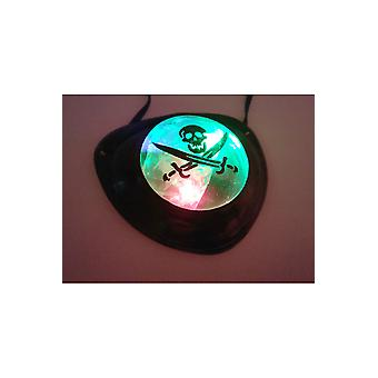 Accessoires Led Pirates / halloween eye patch