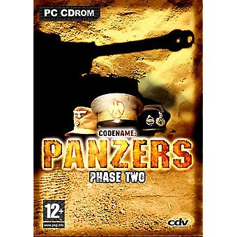 Codename Panzers  Phase Two (PC CD) - New