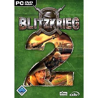 Blitzkrieg II (PC DVD) - Jak nowy