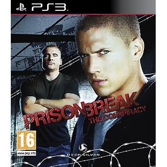 Prison Break The Conspiracy (PS3) - Neu