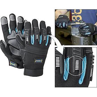Hazet 1987-5L PVC Tamaño del guante de trabajo (guantes): L 1 par