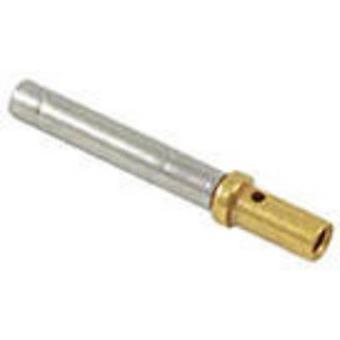 TE Connectivity 0462-201-2031 Bullet connector single contact Socket Series (connectors): DT 1 pc(s)