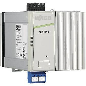 WAGO EPSITRON® PRO POWER 787-844 Rail monté PSU (DIN) 24 VCC 40 A 960 W 1 x