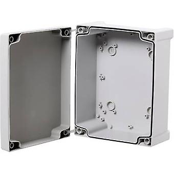 Fibox TA342912 Wall-mount enclosure 344 x 289 x 117 Acrylonitrile butadiene styrene Grey-white (RAL 7035) 1 pc(s)