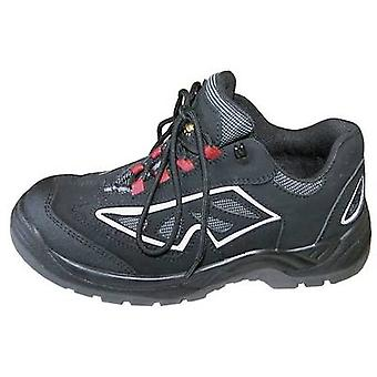 L+D worky Safety Line OLBIA 2455 Protective footwear S1P Size: 43 Black 1 Pair