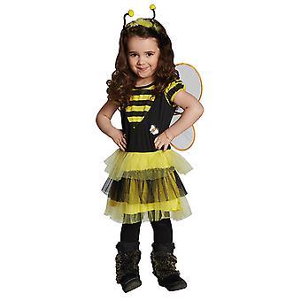 Bee bee kostym klä för barn