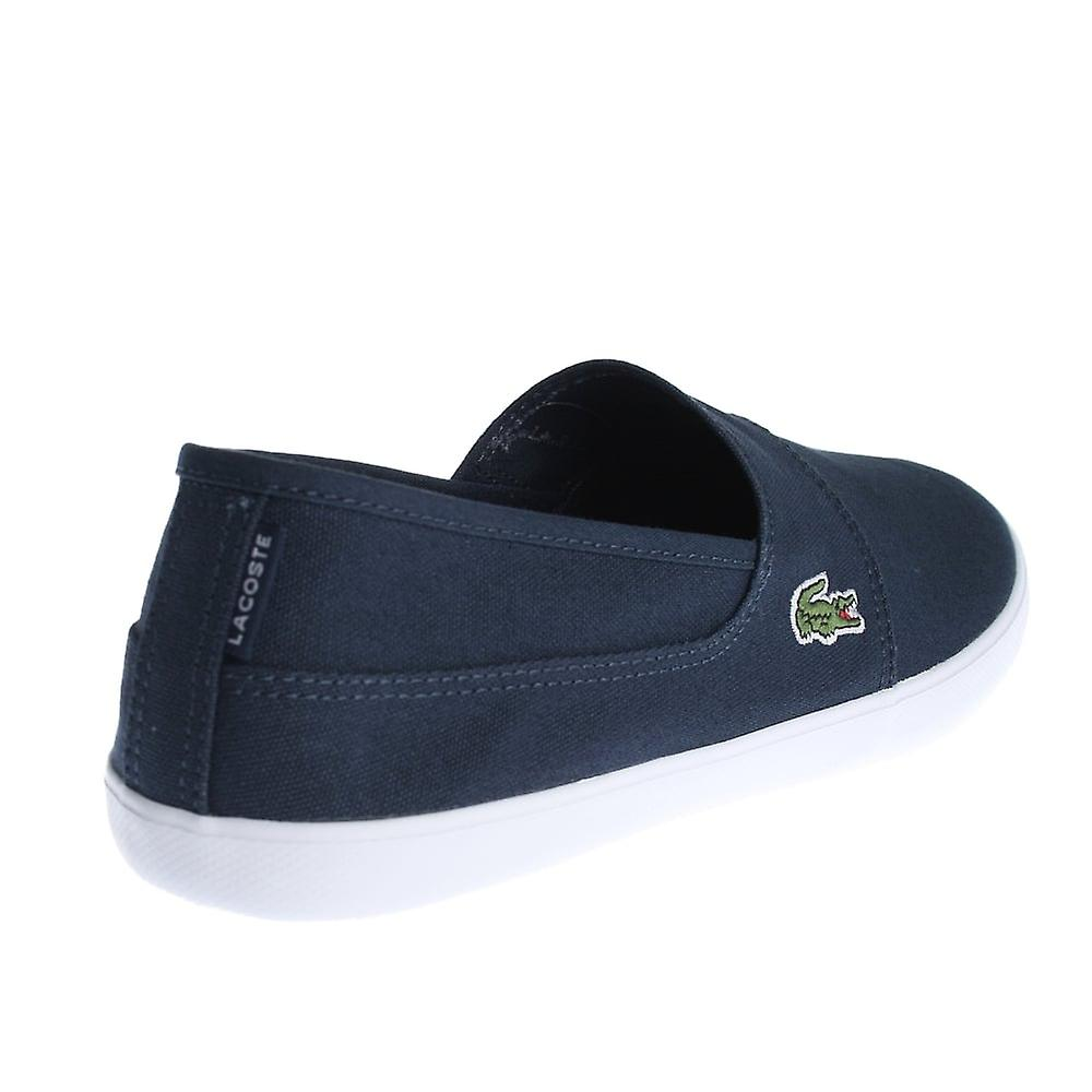 Lacoste Marice Lcr Spm Slip On Canvas Trainers