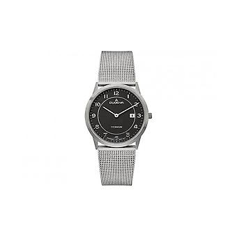 Dugena watch titanium watches Modena XL titanium 4460768