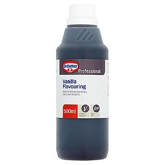 Dr Oetker Professional Vanilla Flavouring