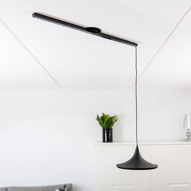 Lightswing Ophangsysteem voor Hanglampen - Single - Mat zwart