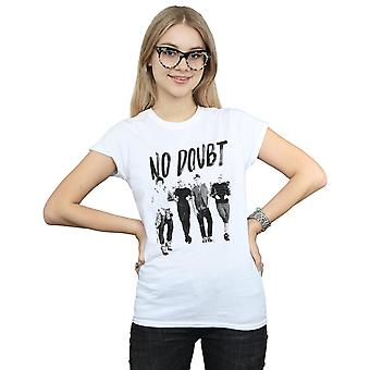 No Doubt Women's Rooftop Photo T-Shirt