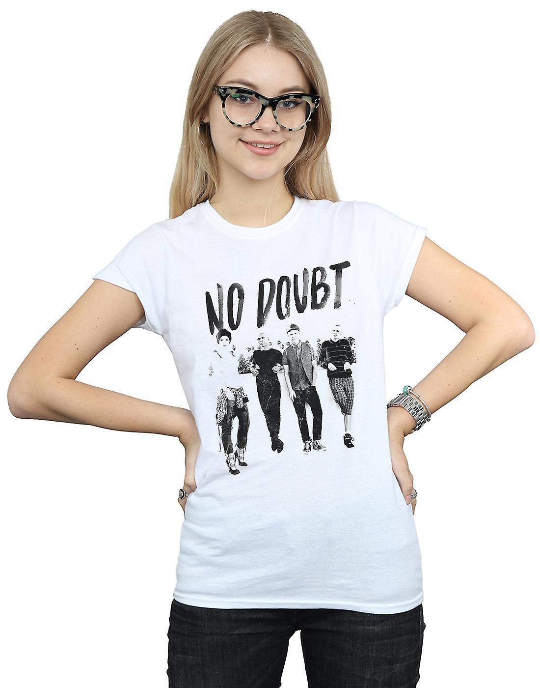No Doubt Women's Rooftop Photo T-Shirt